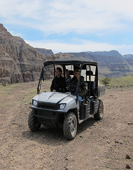 Grand Canyon North Rim Air Ground Tour and ATV