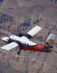 West Rim Indian Country Deluxe Airplane and Ground Tour