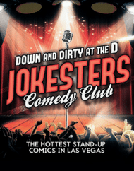 Jokesters Comedy Club Down and Dirty At The D