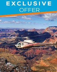 Grand Canyon Air Only Private Helicopter Tour