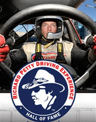 Las Vegas NASCAR Rookie Driving Experience by Richard Petty