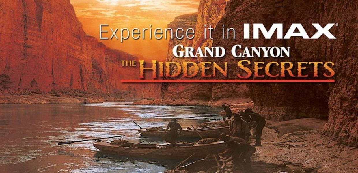 Grand Canyon South Rim Tour IMAX Tickets