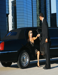 Vegas Airport Limo Transportation Photo Package