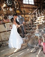 Gold Mine Ghost Town Wedding Ceremony Vow Renewal Package