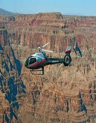 Grand Canyon South Rim Tour & North Rim Helicopter Escape