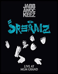 Jabbawockeez Jreamz Journey Within MGM Grand