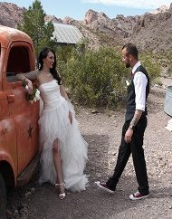 Nelson Eclectic Town Las Vegas Wedding or Vow Renewal Ceremony Packages