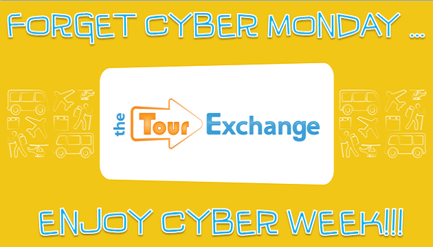 Cyber Week Deals | The Tour Exchange Las Vegas