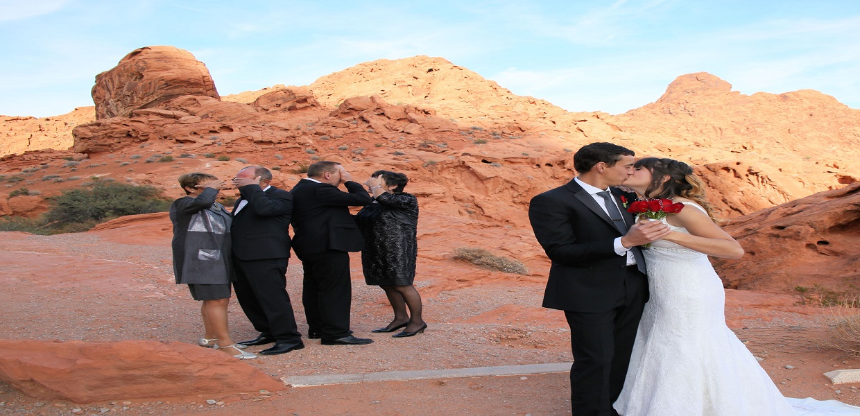 Valley of Fire Wedding Ceremony Vow Renewal Packages