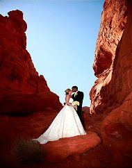 Valley of Fire Wedding Ceremony or Vow Renewal Package