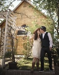 Western Chapel Wedding Ceremony Or Vow Renewal Package