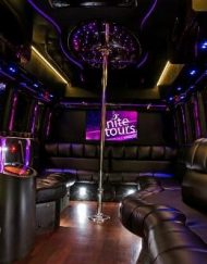 Las Vegas Night Club Party Bus -