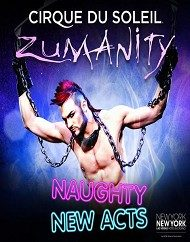 Zumanity by Cirque du Soleil Las Vegas Show Tickets