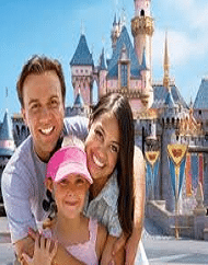 Disneyland Tickets Plus Shuttle Transportation From Los Angeles