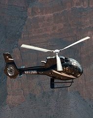 Grand Canyon West Rim Landing Mustang Helicopters