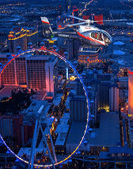 Maverick Helicopters Vegas Nights Las Vegas Strip Tour