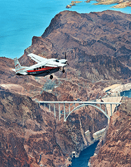 Maverick Airlines Soaring Eagle Grand Canyon Airplane Tour