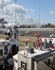 NASCAR Kobalt 400 RV Parking Packages
