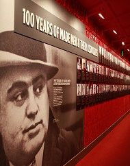 The Mob Museum Tickets Made Men Exhibit
