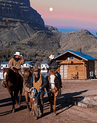 Grand Canyon Western Ranch Experience Horseback Riding