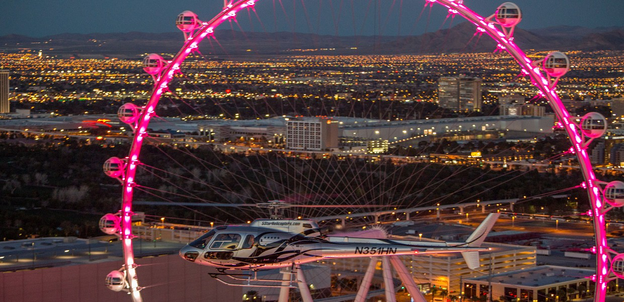 The Tour Exchange 5 Star Helicopter Vegas Strip Flight