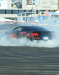 Vegas Off-Road Experience Mustang Drifting Intro