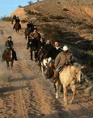 Maverick Horseback Riding Adventure Tour