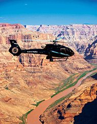 Free Spirit Tour Mustang Helicopter Grand Canyon Landing