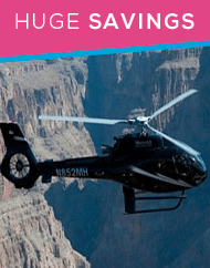 Mustang Helicopters Free Spirit Grand Canyon Tour