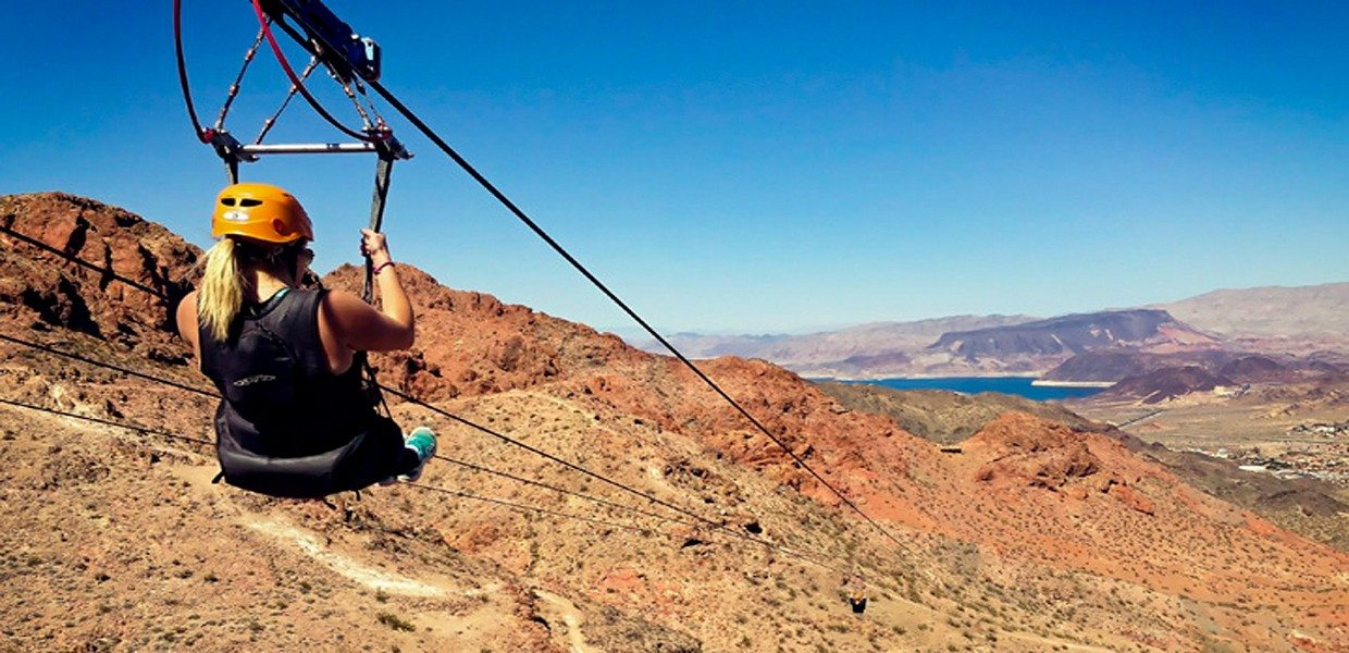 Grand Canyon Helicopter Landing Flight Amp Zip Line Experience