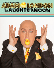 Adam London Laughternoon Comedy Show Downtown Las Vegas