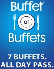 Buffet of Buffets Passes Caesars Properties Las Vegas
