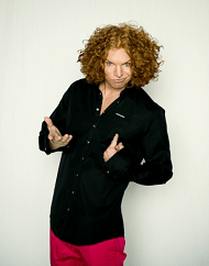 Carrot Top Discount Tickets Las Vegas