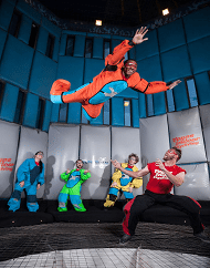 Indoor Skydiving Flight Experiences Las Vegas