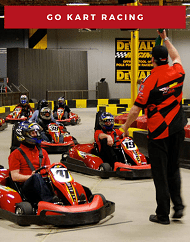 Las Vegas Indoor Kart Racing Pole Position Raceway