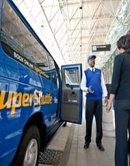 McCarran Airport Shuttle Transfers SuperShuttle Las Vegas
