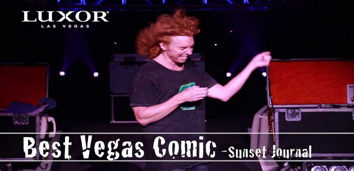 The Tour Exchange Carrot Top Las Vegas Comedy