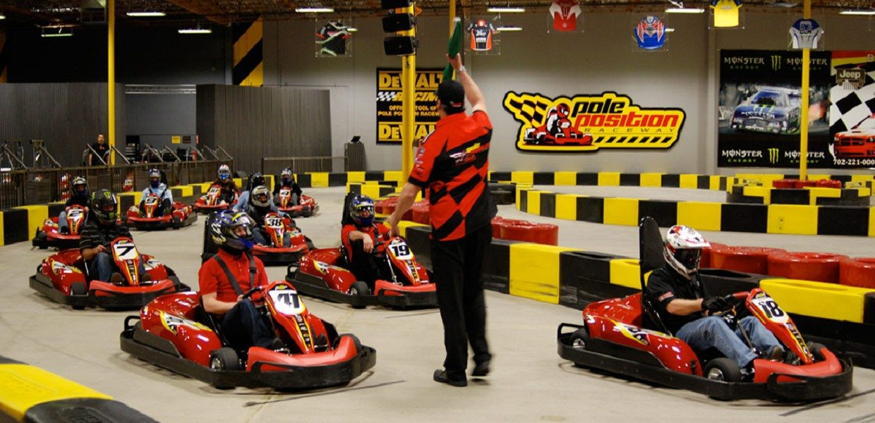 The Tour Exchange Indoor Kart Racing Las Vegas