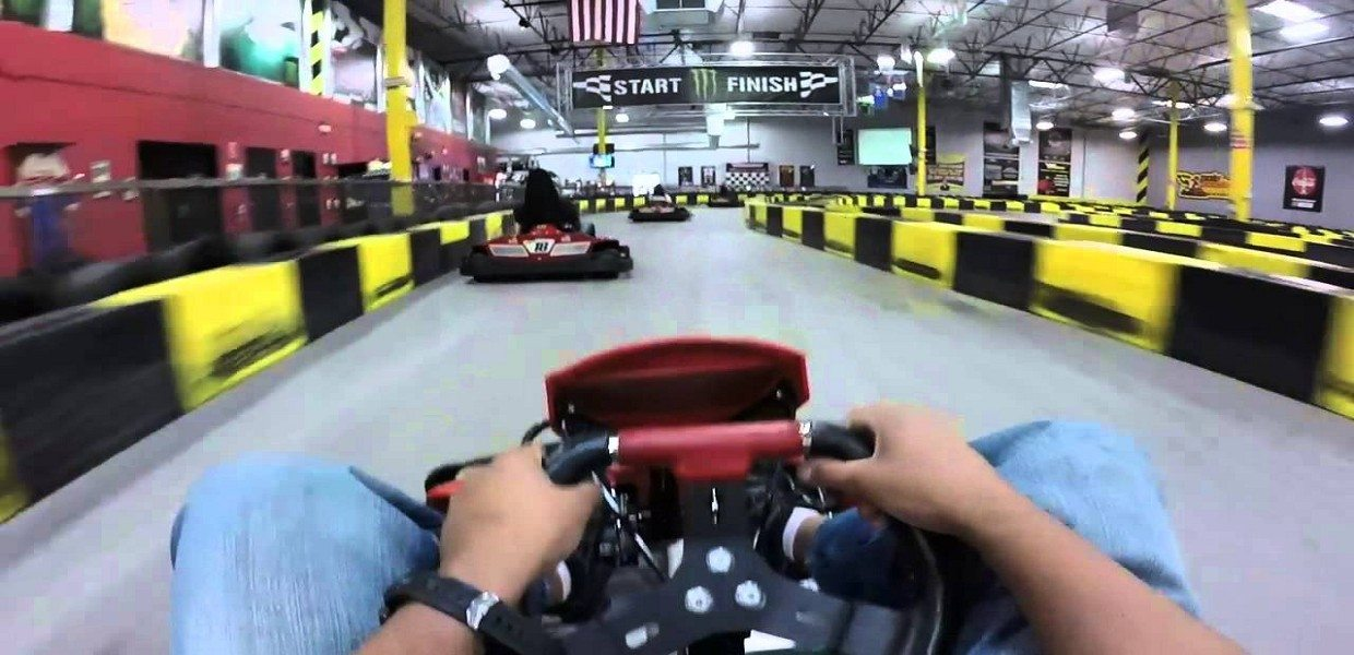 The Tour Exchange Las Vegas Indoor Kart Racing
