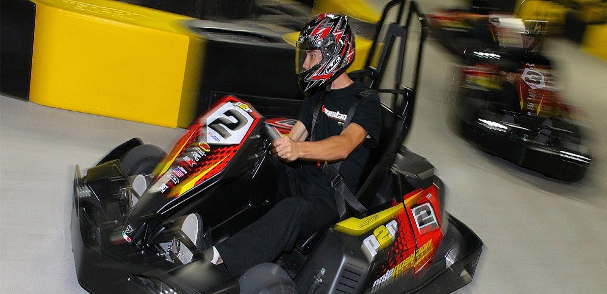 The Tour Exchange Pole Position Las Vegas Indoor Kart Racing