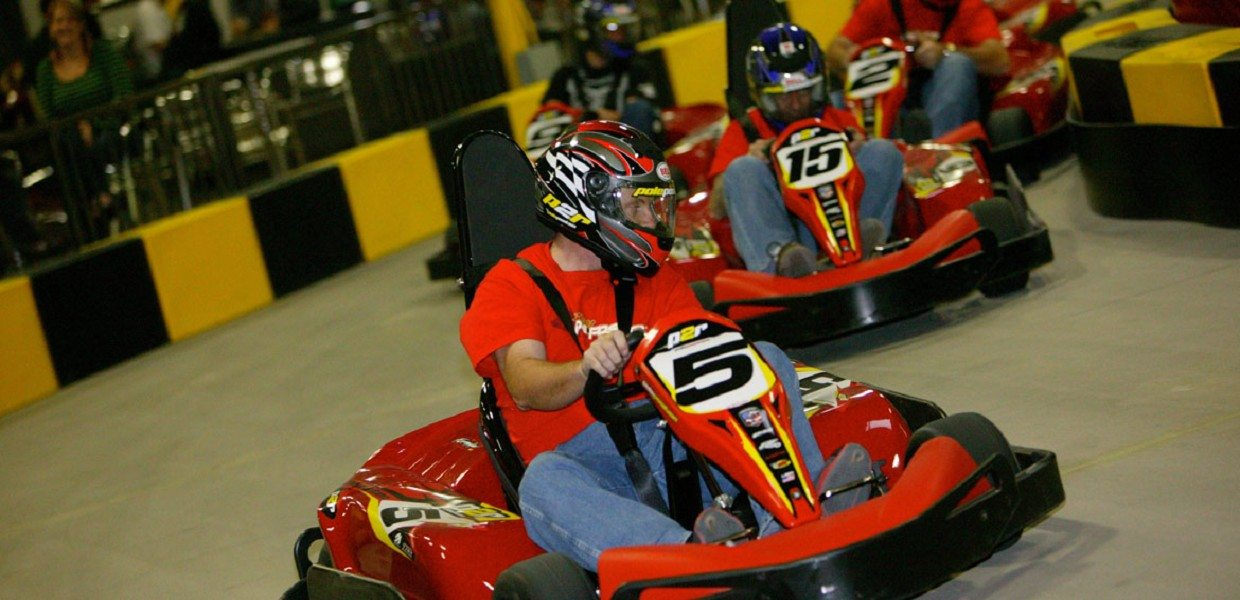 The Tour Exchange Pole Position Raceway Las Vegas