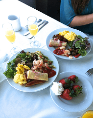 Hornblower Cruises Marina Del Rey Champagne Brunch Tour