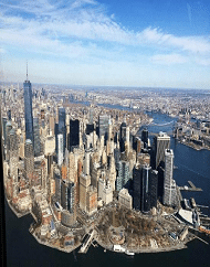Manhattan New York City Helicopter Tour