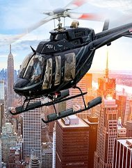 Manhattan New York City Helicopter Tours