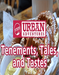 Urban Adventures Tenements Tales and Tastes Food Tours
