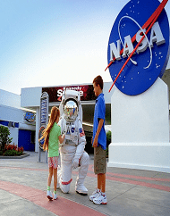 Kennedy Space Center Tour Optional Upgrades