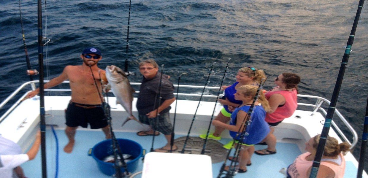 The Tour Exchange Deep Sea Fishing Tour Gulf of Mexico