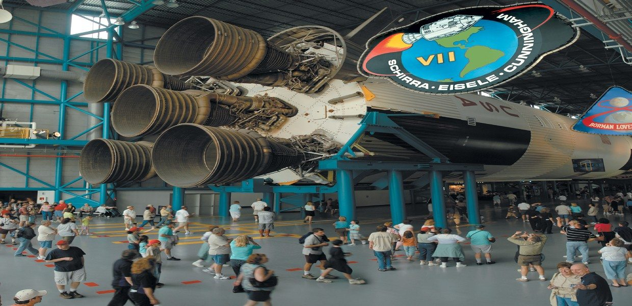 The Tour Exchange Kennedy Space Center Tour Plus Visitor Complex