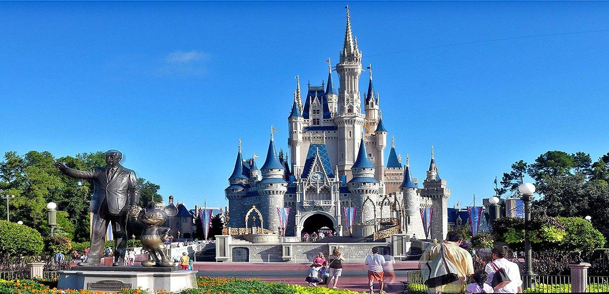 The Tour Exchange Single Day Magic Kingdom Ticket Packages
