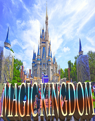 Walt Disney World Magic Kingdom Adult Ticket Packages